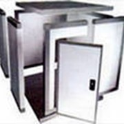Монтаж холодильных камер фото