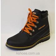 Зимние мужские ботинки Konors 182 фото