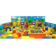 Дитяча ігрова кімната фото