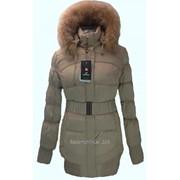 Куртка удлиненная с манжетом 1209 фото