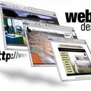 Разработка web-сайтов в интернете фото