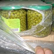 Горошек зеленый консервированный твист фото