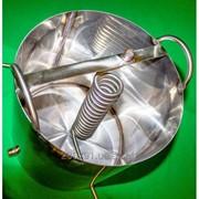 Открытый дистиллятор (холодильник/змеевик) фото