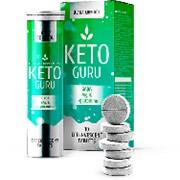 Keto Guru (Кето Гуро) шипучие таблетки для похудения фото