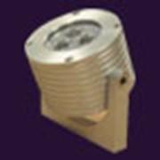 Светодиод СТ-1-3RGB. фото