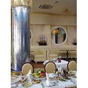 """Водопады по колонне. Производство и разработка компании """"Стиль-М"""" украшают ресторан в Одессе. Киев, купить (продажа), Цена приятная. Качество гарантировано. фото"""
