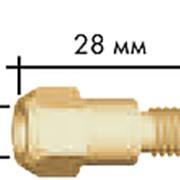 142.0005 Вставка для наконечника М6/М8/28 мм. (1 уп. - 10 шт.) Abicor Binzel фото