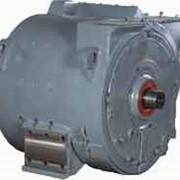 Ремонт тяговых электродвигателей. фото