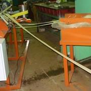 Оборудование для производства картонных втулок для намотки туалетной бумаги фото