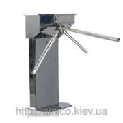 Турникет-трипод CENTURION, шлифованная нержавеющая сталь. фото