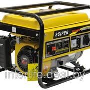 Бензогенератор электростанция Skiper LT3900B фото
