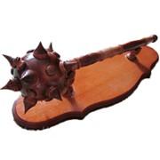 Сувениры из дерева (Булавы, ларцы, шкатулки и пр.) фото