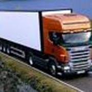 Автомобили грузовые малой грузоподъёмности - услуги перевозки фото