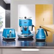 Набор Чайник+ тостер+ кофеварка DeLonghi фото