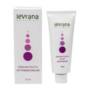 Зубная паста, Levrana, антимикробная, Лаванда и магнолия, 75 мл фото