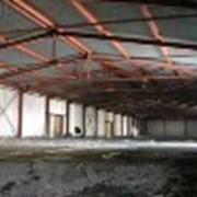 Быстровозводимые здания промздания и заводы различных специализаций фото