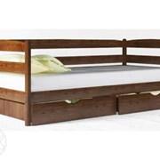 Кровать подростковая из дерева фото