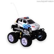 """Автомобиль Mioshi Tech """"Dance police"""" (р/у, 19,5 см, зарядное устройство и аккумулятор в комплекте) фото"""