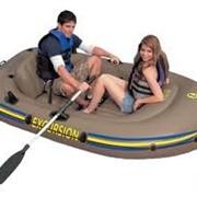 Лодка надувная Intex 68318 фото