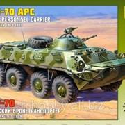 Модель Советский БТР-70 Афганистан фото