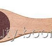 Терка деревянная для педикюра PF-933-W фото