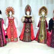 Авторские куклы фото