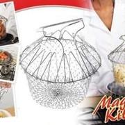 Дуршлаг-решетка Magic Kitchen Deluxe фото