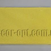 Фоамиран с глитером лимонный 2мм/20х30см/10шт 570517 фото