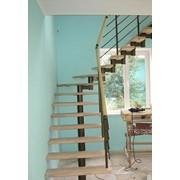 Модульные лестницы изготовление и установка фото