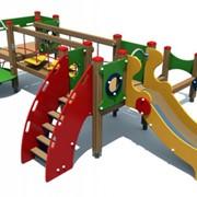 Детские игровые площадки IK044 заказать фото
