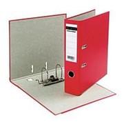 Expert Complete Регистратор Classic PVC, 80мм, А5, верт., красный фото