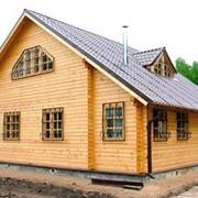Дом из профилированного бруса на 100 лет фото