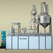 Установки поверочные проливные серии УВЛ для поверки счетчиков воды и счетчиков-расходомеров в составе теплосчетчиков. фото
