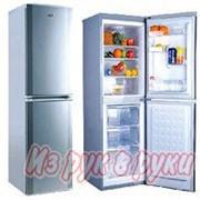 Перенавеска дверей холодильников фото