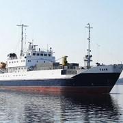 Перевозка грузов морем фото