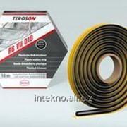 Пластичный герметик-лента, круглый профиль, черный, Teroson RB VII фото