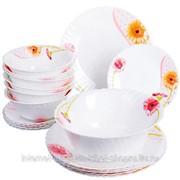 Набор стеклянной посуды 19пр 24101 фото