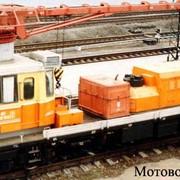 Мотовоз МПТ-4у 1 фото