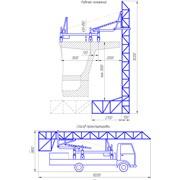 Платформа для строительства и ремонта мостов ПГММ 7 – ПУ фото