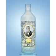 Бутылка с вашим фото и логотипом фото