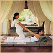 Королевский тайский массаж фото
