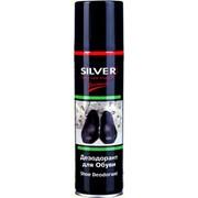 Дезодорант для обуви silver спрей фото