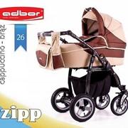 Универсальная детская коляска Adbor Zipp 2 в 1 (26) фото