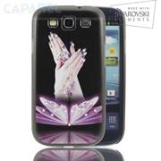 Чехлы Facecace SWAROVSKI Samsung Galaxy S3 i9300 Beauty in Hands фото