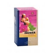 Имбирный энергетический чай пакетированный фото