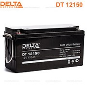 Аккумулятор Delta AGM-DT 12v 150Ah фото