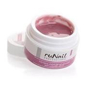 RuNail, УФ-гель камуфлирующий Color Pink Heaven, Розовый, 15 г фото