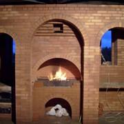 Реконструкция камина в Донецке,реконструкция печи в Донецке фото