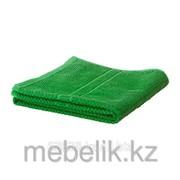 Банное полотенце зеленый ФРЭЙЕН фото