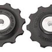 Ролики заднего переключателя SHIMANO DEORE/SLX 10-скоростей, пластиковые фото